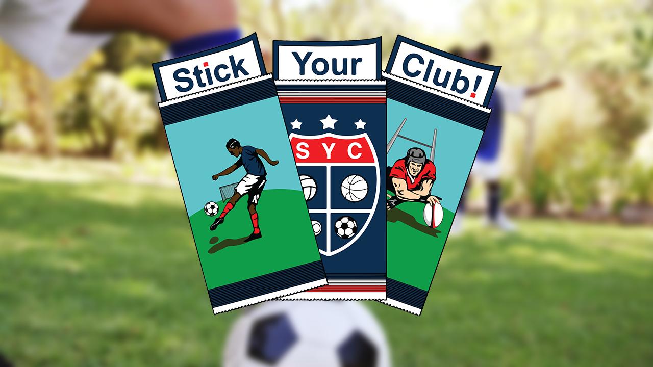 Découvrez Stick Your Club !