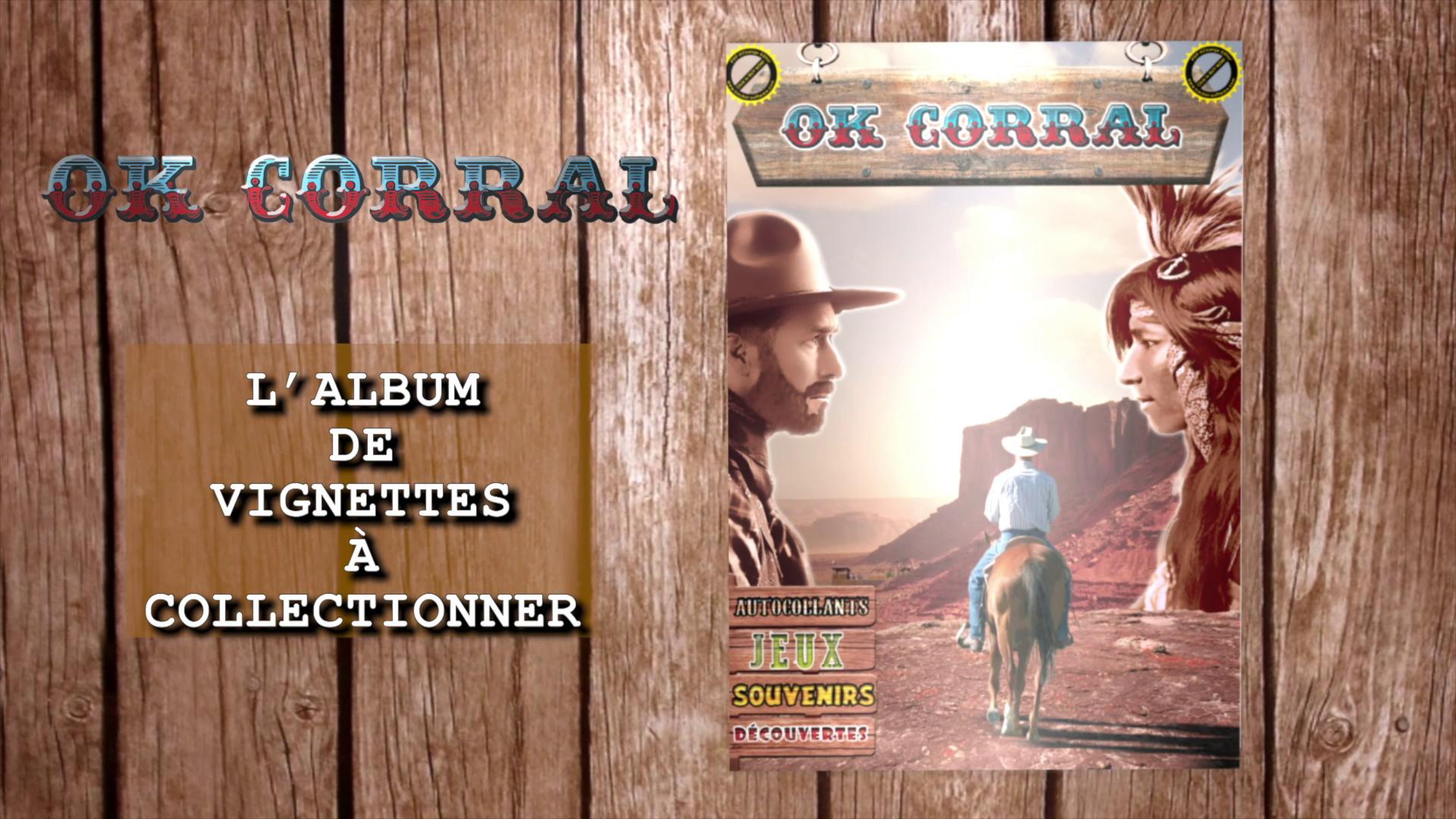Découvrez notre vidéo publicitaire pour OK CORRAL