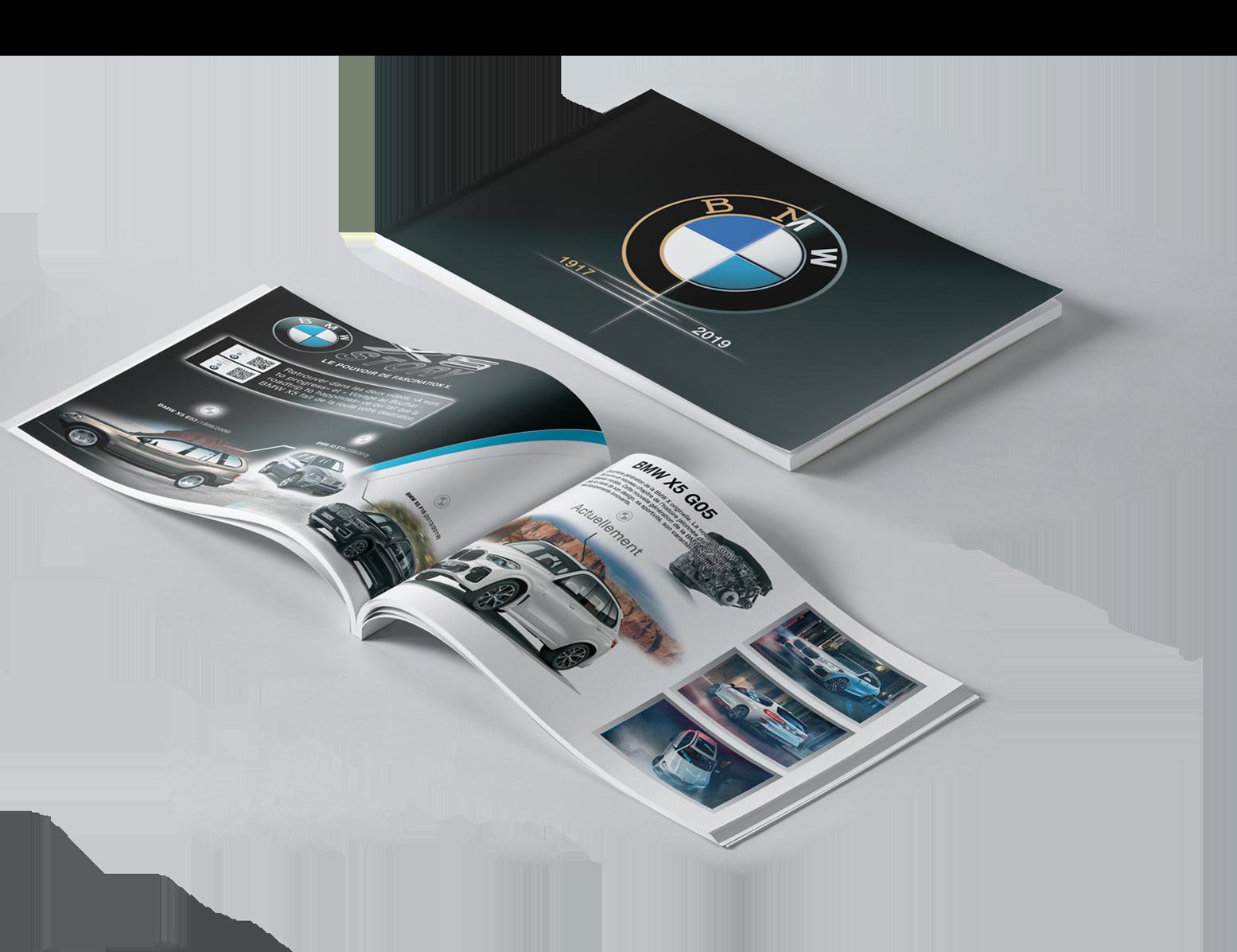 Visuel Album BMW